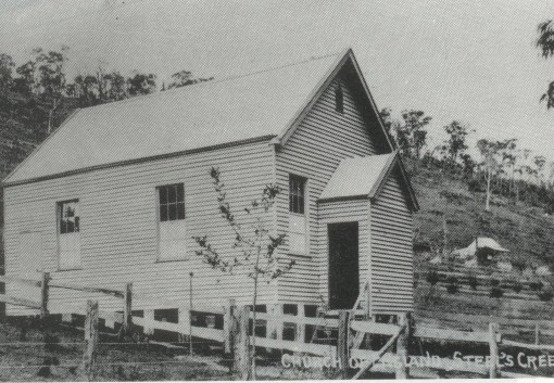 Saint Barnabas Anglican Church, Steels Creek